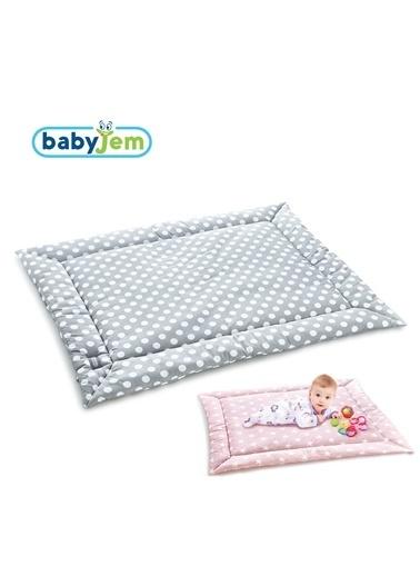 Baby Jem Oyun Halısı Gri